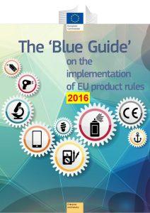 Blue Guide sulla normativa UE